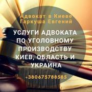 Адвокат в Києві. Юридична допомога в Києві