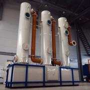 Пылеулавливающее и газоочистное оборудование