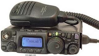 Рации, стационарные, портативные в радиолюбительском диапазоне