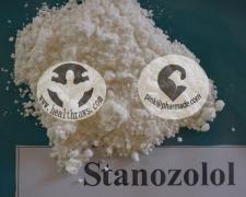 Stanozolol Anti-estrogen Raw Powder/Liquid Supplier